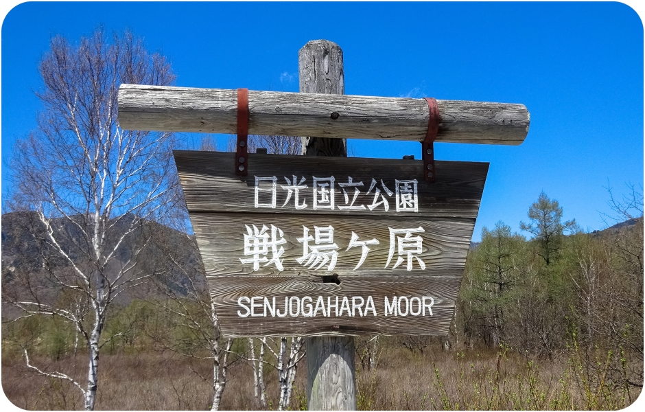 Senjogahara Moor
